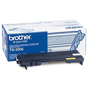 Brother TN-2005 cartouche laser noire [1.500 pages]