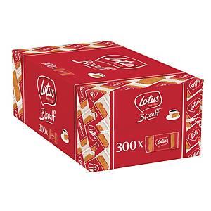Caixa 300 bolachas caramelizadas Lotus