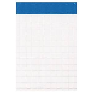 Paperipiste avolehtiö A7/70 ruudutettu 7x7mm perforoitu, 1 kpl=10 lehtiötä