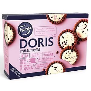 Fazer Doris tryffelitäytekeksi 250g