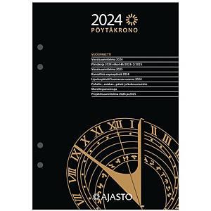Ajasto Pöytäkrono vuosipaketti 2021