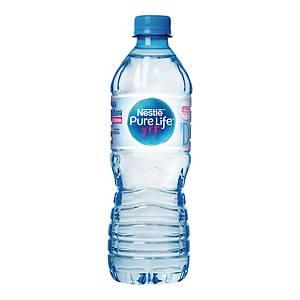 Woda źródlana NESTLÉ Pure Life niegazowana, zgrzewka 12 butelek x 0,5 l