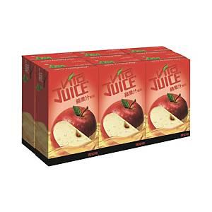 Vita Apple Juice 250ml - Pack of 6