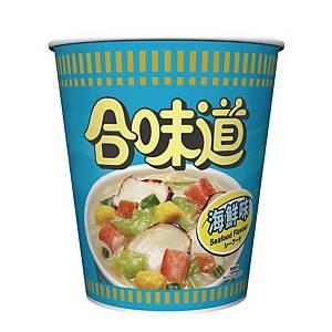 NISSIN 日清 合味道杯麵 海鮮味 75克
