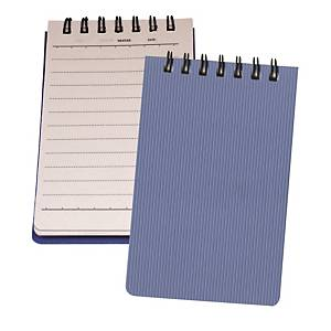 Wired Memo Pad 115mm x 73mm - 60 Sheets
