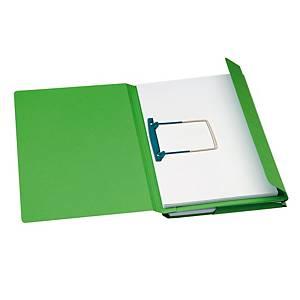 Jalema Secolor chemises combinées 23x35cm carton 270g vert - paquet de 40