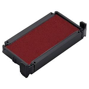 Trodat 6/4911 inktkussen, 38 x 14 mm, rood, 4911, 4820, 4822, 4846, pak van 2