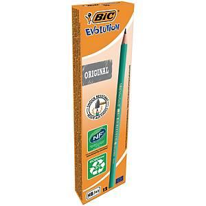 Bic Evolution 650 lyijykynä HB, 1 kpl=12 kynää