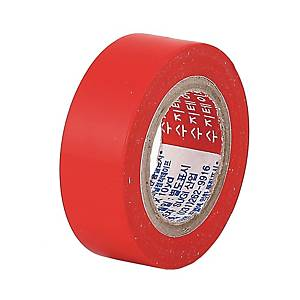 INSULATING TAPE 19MM X 9.14M RED