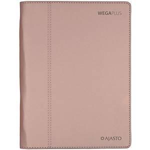 Ajasto Wega Plus pöytäkalenteri 2020 A5, ruusukvartsi