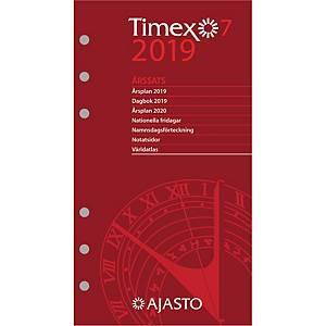 Ajasto Timex 7 årssats vuosipaketti