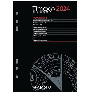 Ajasto Timex Space kalenterivuosipaketti 2020