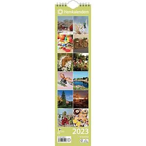 Ajasto Kotimuistio/Hemkalendern 2020 110 x 432 mm