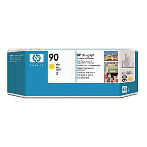 /HP C5057A DRUCKKOPF 90 U.CLEANER YELLOW