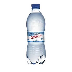 Cristalp Mineralwasser ohne Kohlensäure 50 cl, Packung à 6 Flaschen