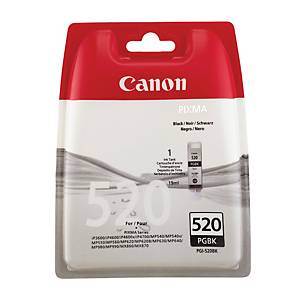 Canon PGI-520Bk Black Ink Cartridge
