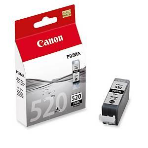 Canon PGI-520BK mustesuihkupatruuna  musta