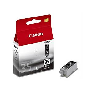 Canon PGI-35 inkt cartridge, zwart, 9,3 ml