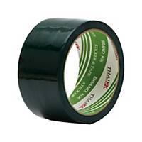 THAI KK เทปปิดกล่อง OPP กาวอะคริลิค 2 นิ้ว X 50 หลา แกน 3 นิ้ว เขียว
