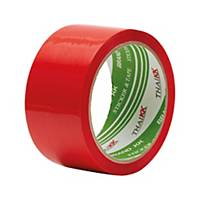 THAI KK เทปปิดกล่อง OPP กาวอะคริลิค 2 นิ้ว X 50 หลา แกน 3 นิ้ว แดง