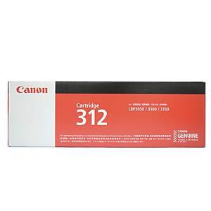 Canon 312 Laser Toner Cartridge - Black
