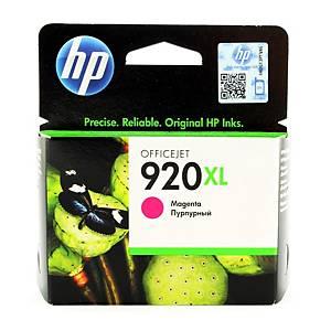 HP ตลับหมึกอิงค์เจ็ท HP920XL CD973AA สีชมพู