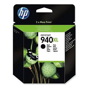 HP ตลับหมึกอิงค์เจ็ท HP940XL C4906AA สีดำ