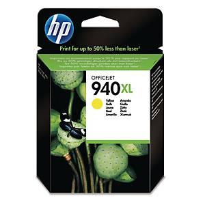 HP 940XL High Yield Yellow Original Ink Cartridge (C4909AE)
