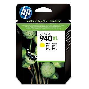 Cartucho de tinta HP 940XL - C4909AE - amarillo