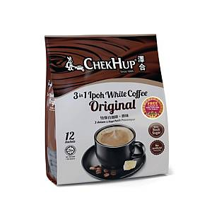 Chek Hup 3 in 1 Coffee 40g - Pack of 12