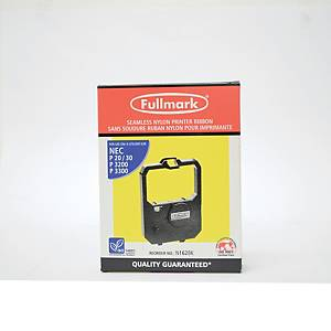 Fullmark NEC P3200 Compatible Printer Ribbon Black