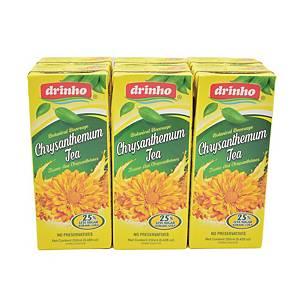 Drinho Chrysanthemum Tea 250ml - Pack of 6