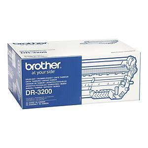 BROTHER válec pro laserové tiskárny DR3200, černý