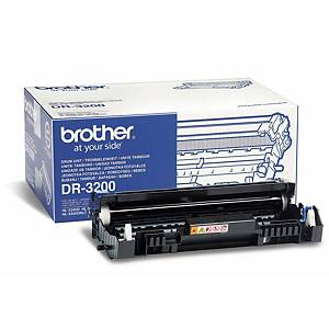 Tromle Brother DR-3200, 25.000 sider, sort