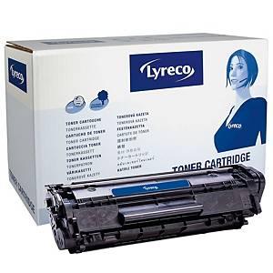 Lyreco Canon FX-10 faksivärikasetti musta