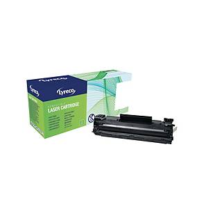 Lyreco HP CB435A Compatible Laser Cartridge - Black