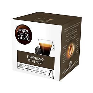 NESCAFÉ Dolce Gusto Espresso Intenso Capsule - Box of 16