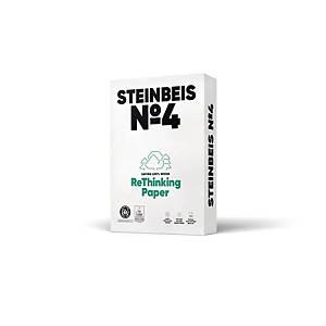 Kopierpapier Recycling Steinbeis Evolution White, A4, 80g, 100erWeiße, 500 Blatt