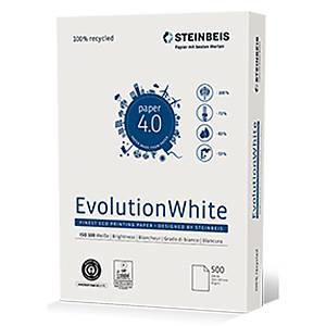 Kopierpapier Steinbeis Evolution White A3, 80 g/m2, weiss, Pack à 500 Blatt