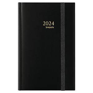 Agenda de chantier Brepols broché - 2020 - 8,5 x 14,5 cm
