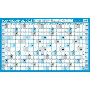 Planning annuel Bouchut - 2021 - 60 x 99 cm
