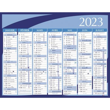 IMPEGA WALL PLANNER 21X27