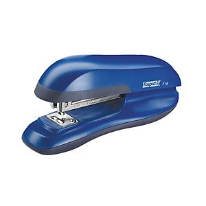 Zošívačka Rapid F16, kapacita zošívania: 30 listov, drôtiky 24/6 a26/6, modrá