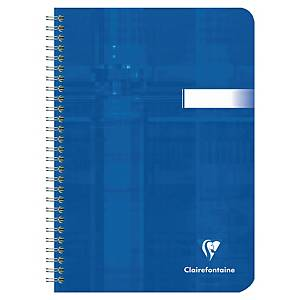 Clairefontaine Matris Wirebound Notebook 90Gsm 90 Sheets A5 - Pack Of 5
