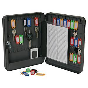Metal Key Cabinet - 54 Key Capacity