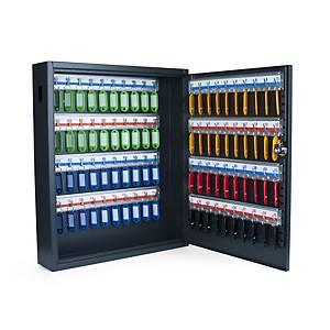 Pavo fém kulcsszekrény, 80 darab kulcs számára