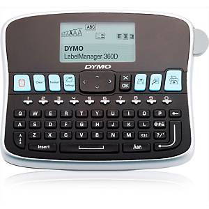 Dymo LabelManager 360D professionele labelprinter, Azerty