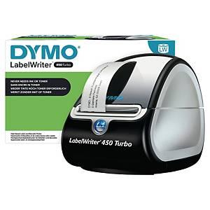 Etichettatrice Dymo LabelWriter 450 turbo da scrivania