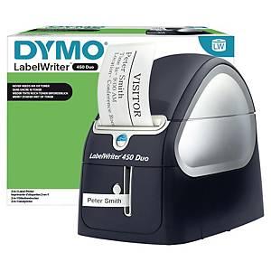 Imprimante d étiquettes Dymo LabelWriter TM450 Duo
