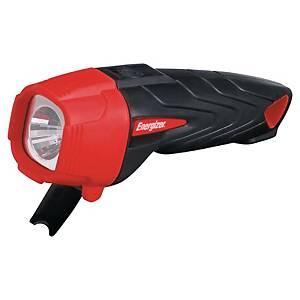Lanterna Energizer Impact Rubber + 2 pilhas AAA